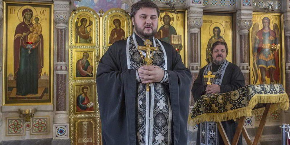 17 марта 2013 года, в неделю сыропустную, в день, когда наша Святая Церковь воспоминает изгнание Адама из Рая