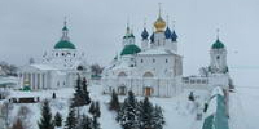 3 февраля 2013 года молодежь храма святителя Димитрия Ростовского в Очакове совершила поездку в Ростов Великий