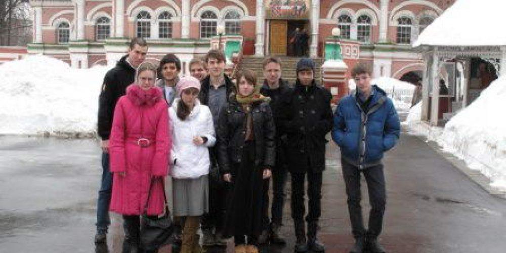 Поездка в Донской монастырь