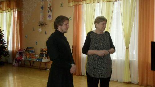 Праздник Рождества Христова в коррекционном детском доме № 11