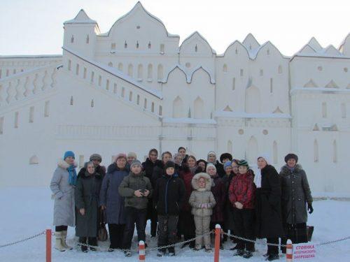 Поездка в Николо-Угрешскую обитель