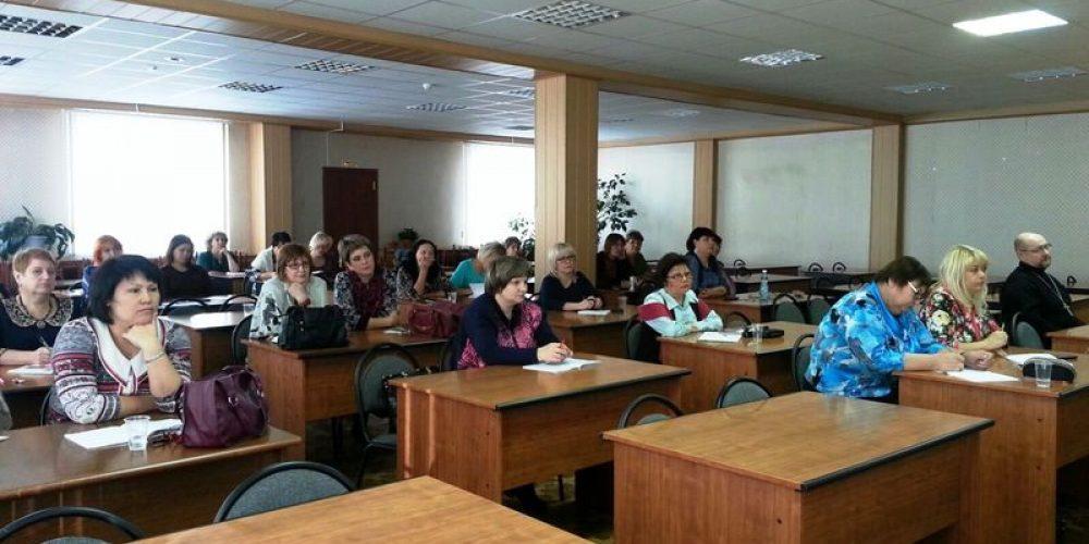 В Нерюнгри проходят курсы повышения квалификации преподавателей Основ православной культуры