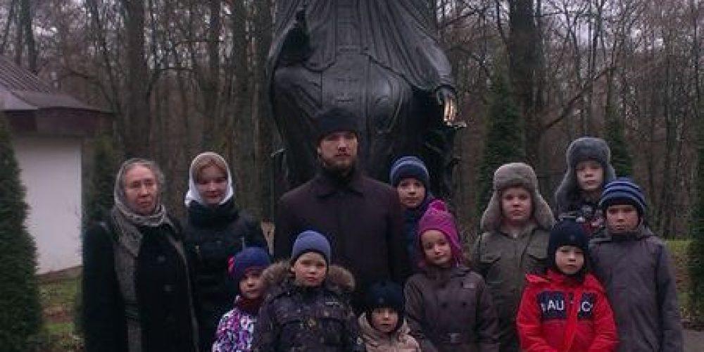 Поездка в Саввино-Сторожевский монастырь