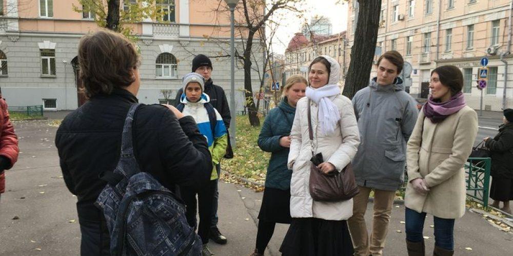 Грибоедовская Москва и другие события