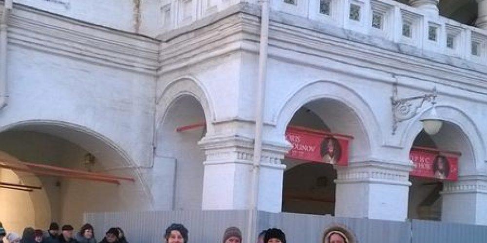 Экскурсия в Патриаршие палаты