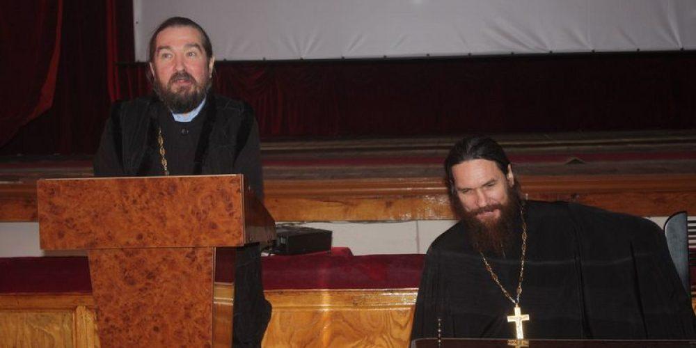 Участие в круглом столе и семинаре на региональных Царицынских чтениях