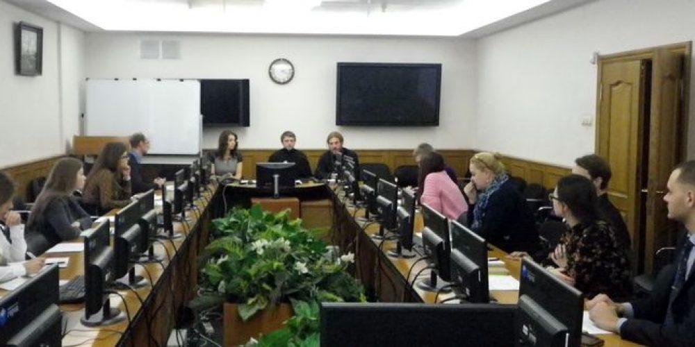 Семинар-конференция по вопросу молодежной работе между Молодежной Палатой ЗАО г. Москвы и приходами Западного викариатства