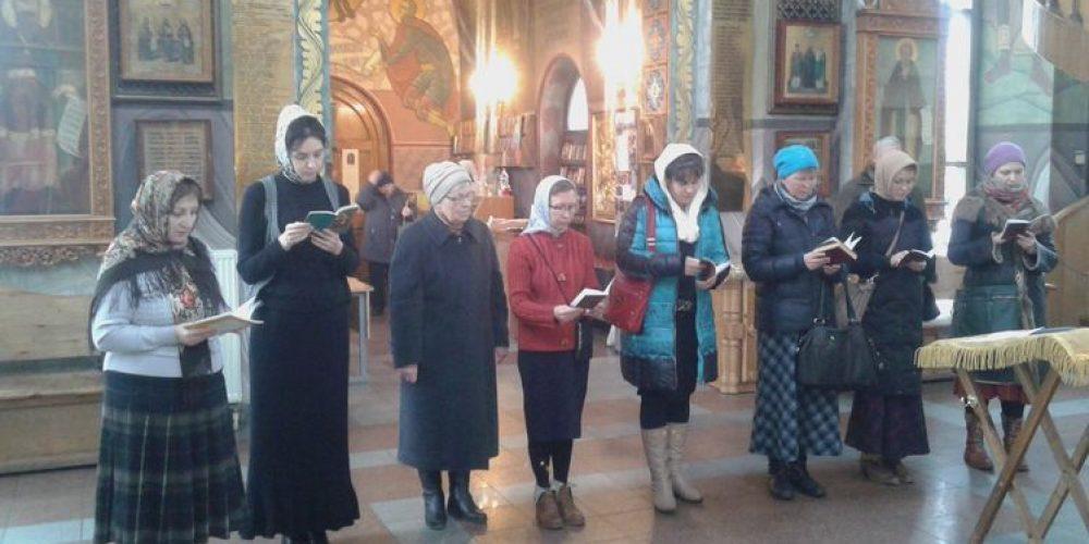 Собрание социальных работников Георгиевского благочиния Западного викариатства