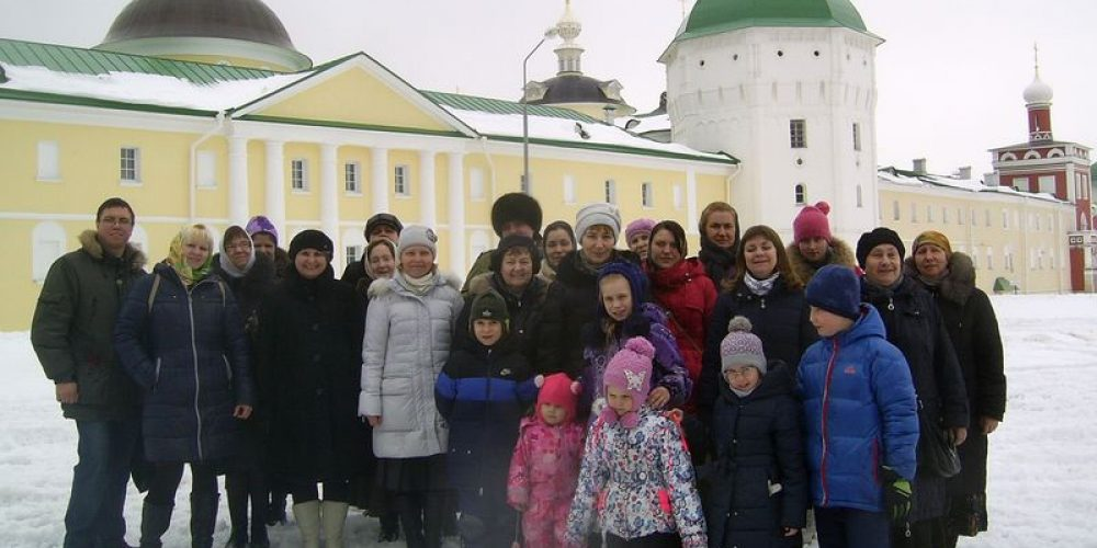Паломническая поездка в Николо-Пешношский монастырь