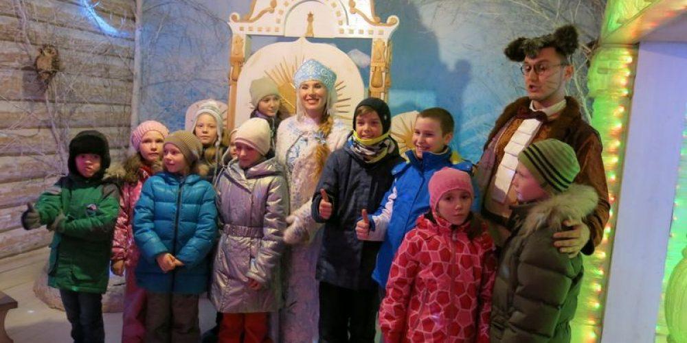 Поездка семейного клуба «Эммаус» в Кострому