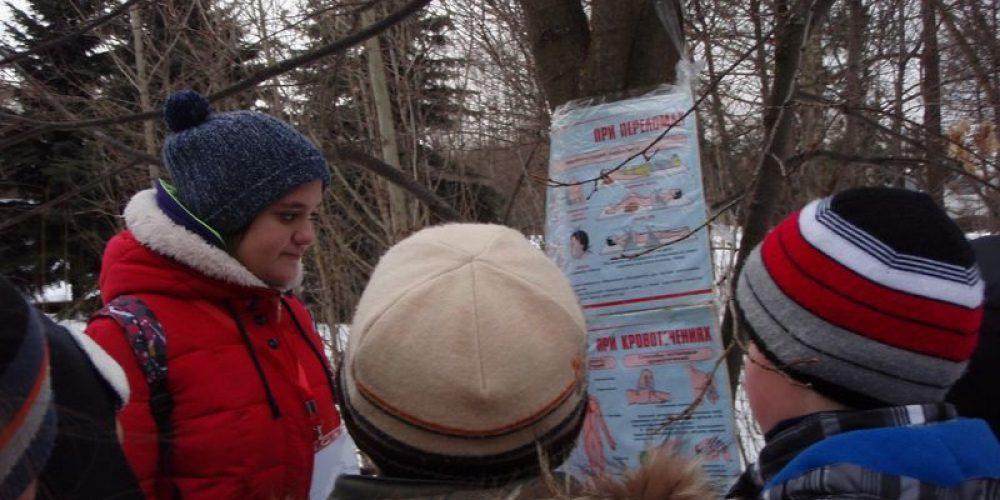 Историко-патриотическая туристско-краеведческая игра на местности «Гвардия России – 2016»