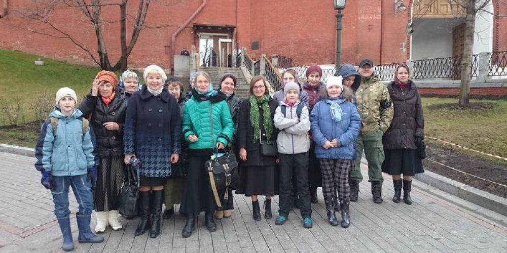 История соборов Московского Кремля и их святыни