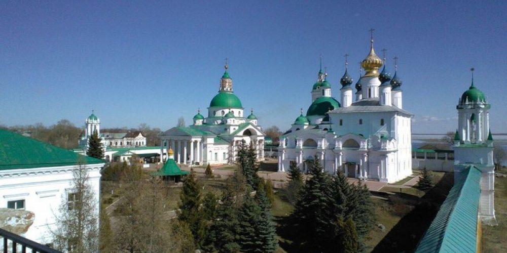 В гости к святителю Димитрию