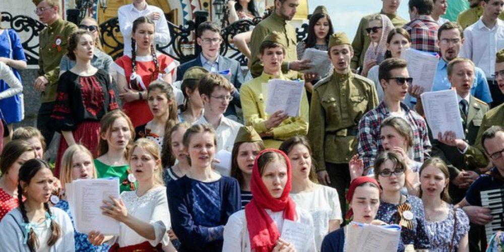 71-я годовщина Великой Победы
