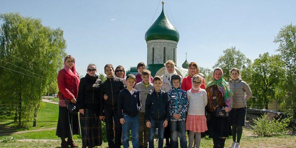 Путешествие в Переславль-Залесский