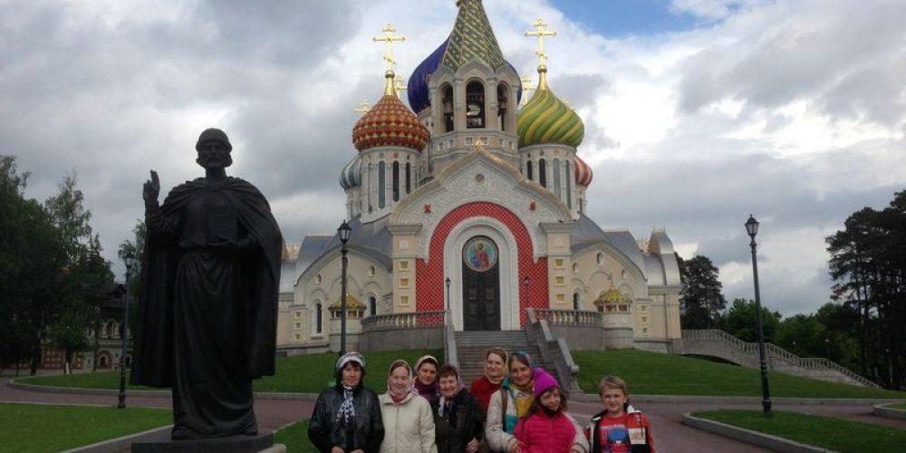 Поездка в Ново-Переделкино