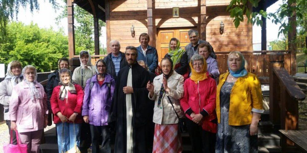 Основы православной веры для глухонемых в храме Святителя Спиридона Тримифунтского