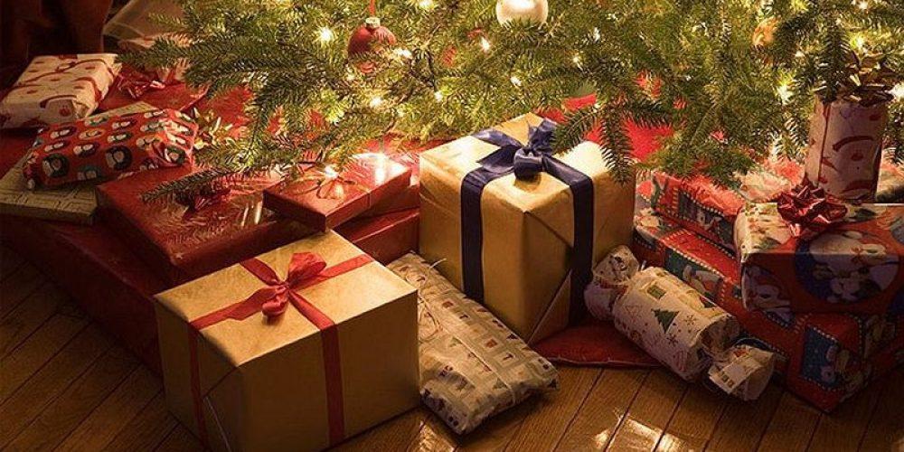 Рождественский подарок детскому дому