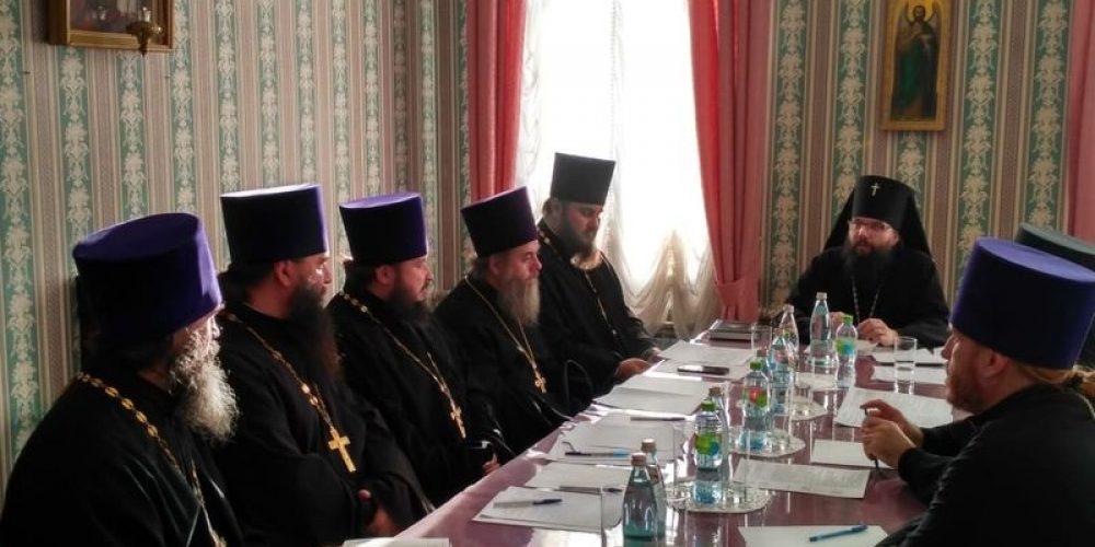 Заседание Совета Западного викариатства г. Москвы