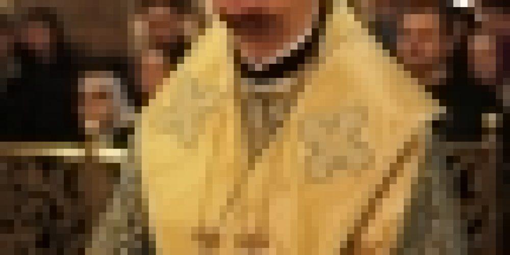 В праздник Введения во храм Пресвятой Богородицы епископ Бронницкий Игнатий совершил Божественную литургию в Богоявленском Кафедральном Соборе