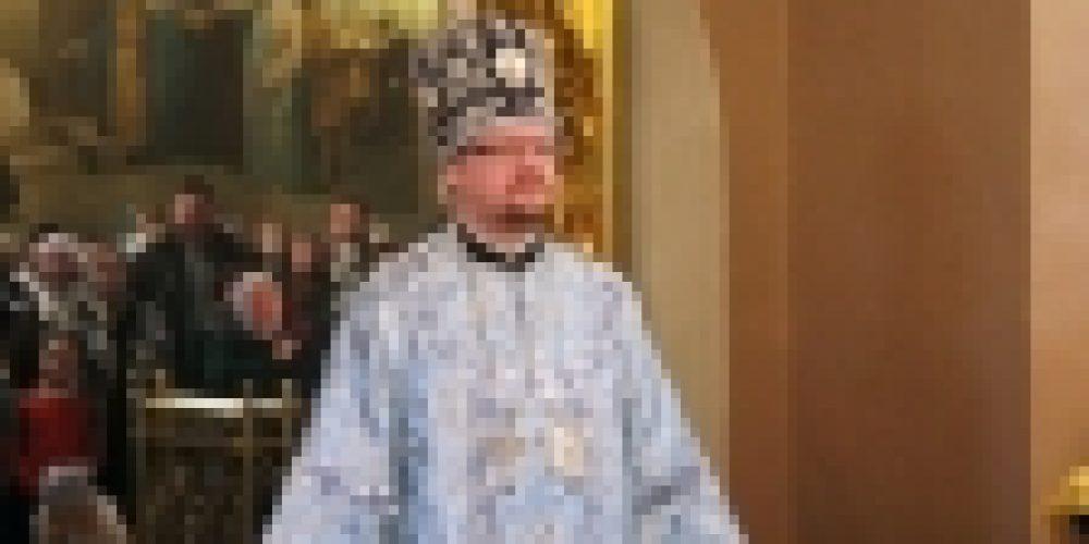 Епископ Бронницкий Игнатий совершил Божественную литургию в день праздника Казанской иконы Божией Матери