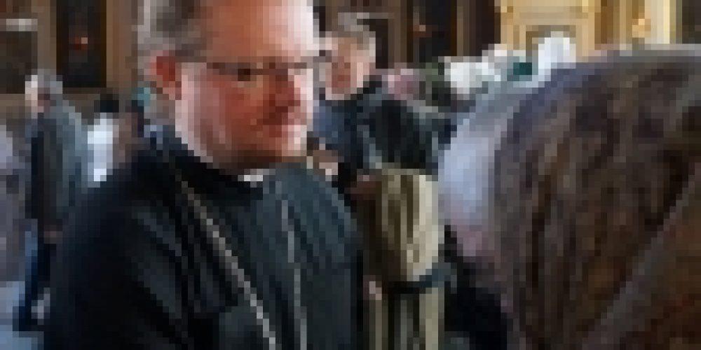 Пасхальное послание епископа Выборгского и Приозерского Игнатия пастырям, монашествующим и боголюбивой пастве