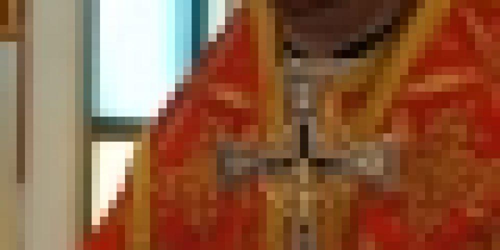 Визит епископа Игнатия в Ново-Валаамский и Линтульский монастыри