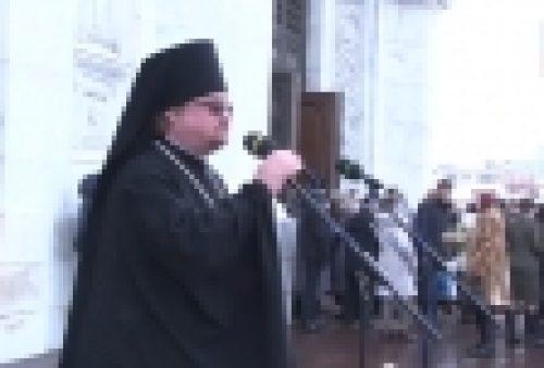 Приветственное слово епископа Выборгского и Приозерского Игнатия к студентам в день памяти св. муч. Татианы