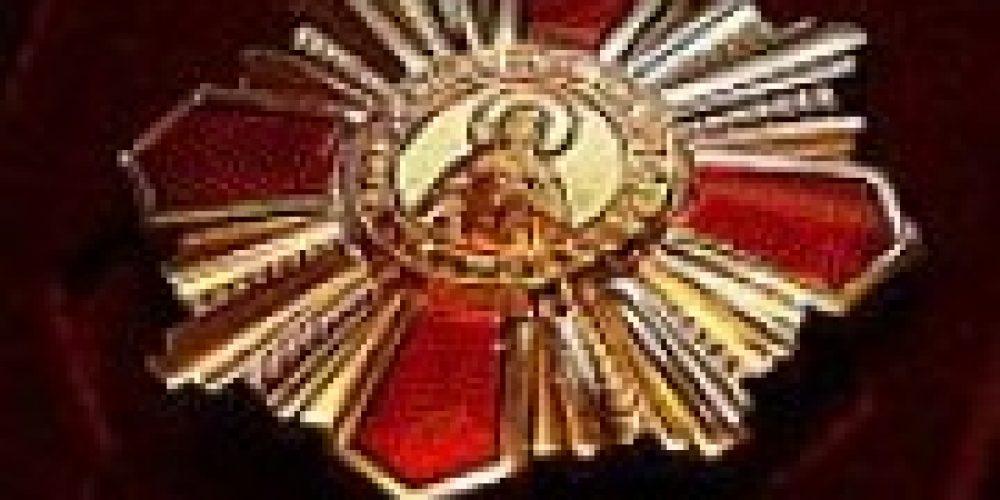 Управляющий делами Московской Патриархии вручил церковные награды сотрудникам Министерства юстиции Российской Федерации