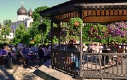 В Марфо-Мариинской обители продолжается цикл летних еженедельных благотворительных концертов классической музыки