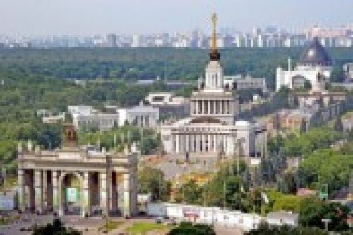 На территории Всероссийского выставочного центра будет представлен мобильный храм ВДВ