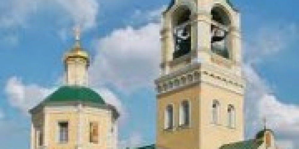 Архиерейское богослужение состоится в храме Илии Пророка в Обыденском переулке