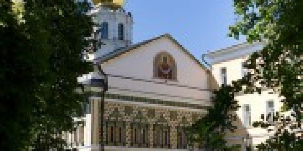 И.о. заместителя председателя ОРОиК игумен Митрофан встретился со слушателями Высших богословских курсов при Московской духовной академии