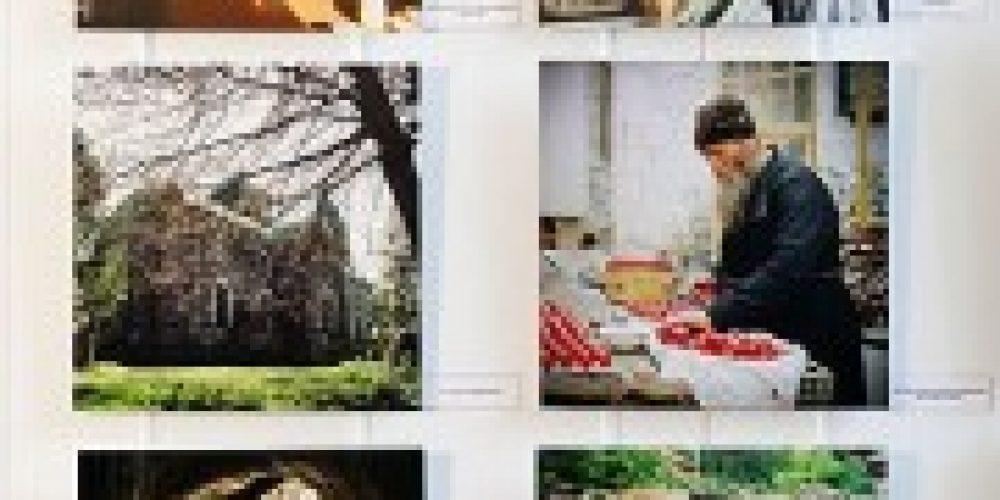 В Москве открылась фотовыставка известного греческого фотографа Костаса Асимиса «Мой Афон»