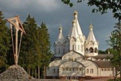 На «Русской Голгофе» молитвенно почтили память жертв массовых расстрелов
