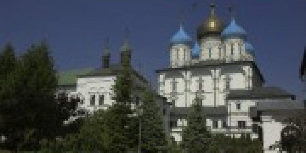 В Новоспасском монастыре состоялось заседание Совета благочиния Ставропигиальных приходов и Патриарших подворий