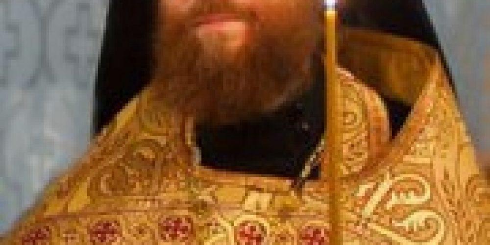 Ответственным секретарем Управления делами Московской Патриархии назначен Иеромонах Мисаил (Сарафанов)