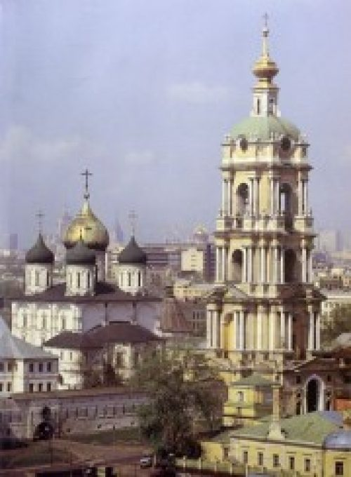 Бесплатные экскурсии проведут в Новоспасском монастыре