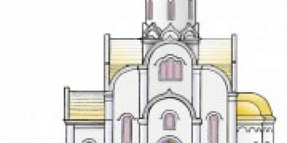 Принято решение о строительстве храмового комплекса в районе «Отрадное», а также гостиницы и часовни при Покровском женском монастыре