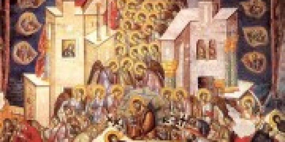 Ближайшие престольные и особые праздники  московских храмов