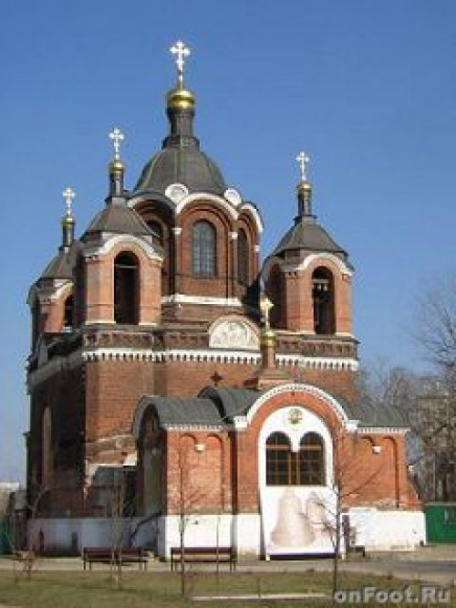 Молодежь храма в честь иконы Божией Матери «Знамение» в Ховрино посетили детский дом-интернат