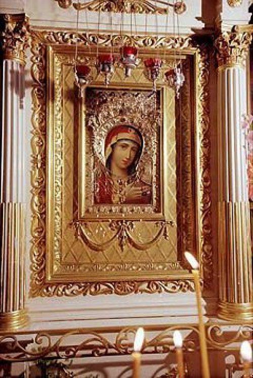 В Новоспасский монастырь будет принесена икона Божией Матери «Скоропослушница Невская»