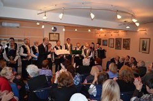 Хор храма Живоначальной Троицы в Троицком-Голенищеве выступил с концертами в  Центрах социального обслуживания «Раменки» и «Тропарево-Никулино»