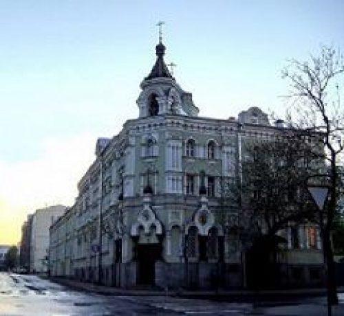 По субботам на Московском подворье Валаамского монастыря будет совершаться Литургия с привлечением к пению богослужебных песнопений всех прихожан