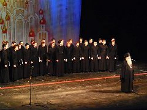 В музыкальном театре имени Н.И. Сац состоялся V Рождественско-Сретенский фестиваль творчества духовных школ города Москвы