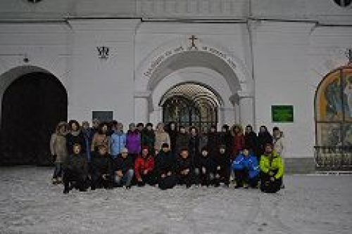 Участники молодежного клуба при храме Воскресения Христова в Сокольниках совершили паломническую поездку в город Муром
