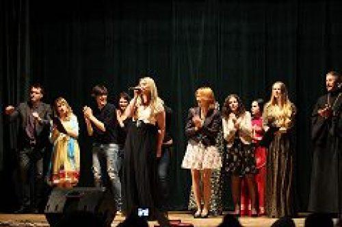 В Доме культуры «Северный» состоялся Молодежный фестиваль современного творчества