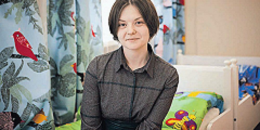 Директор детского дома для детей-инвалидов службы «Милосердие» стала финалистом премии РБК-2015