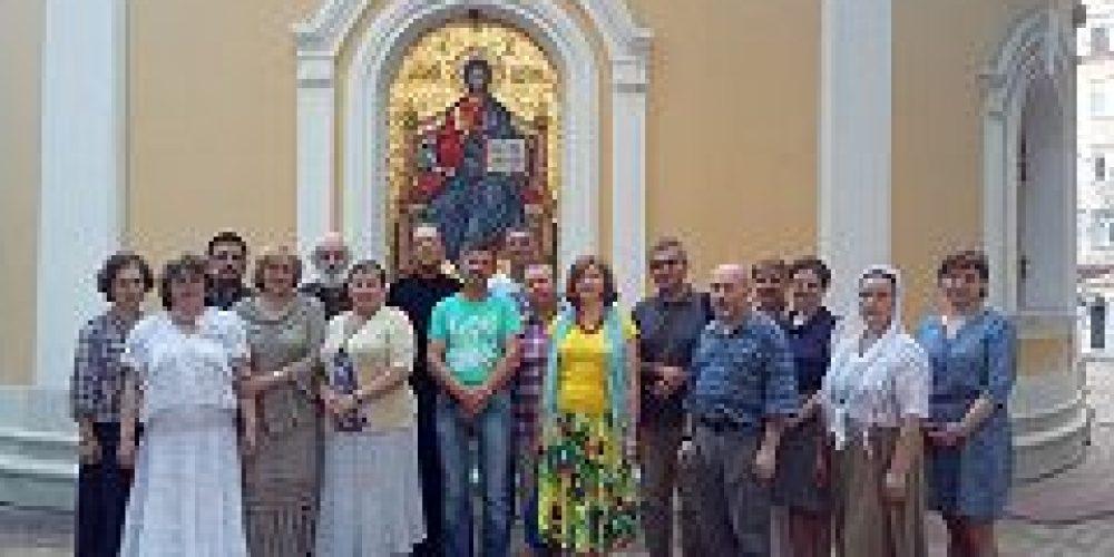 В Викариатской школе трезвости на Соколе состоялся первый выпуск