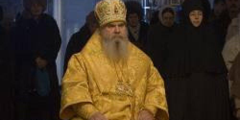 Отошел ко Господу архиепископ Гавриил (Стеблюченко) / Православие.Ru